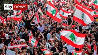 Download One week of protests in Lebanon Video