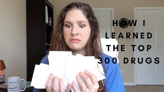 Download How I learned the top 300 drugs Video