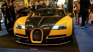 Download Attending Autosport International 2017 Video