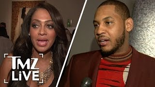 Download Carmelo & Lala Anthony: Peaceful Divorce I TMZ LIVE Video
