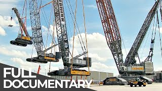 Download Exceptional Engineering - Mega Cranes Video