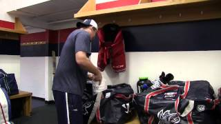 Download Day In The Life of a Hartford Wolf Pack Equipment Manager AHL Video