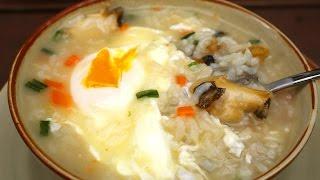 Download Abalone porridge (Jeonbokjuk: 전복죽) Video