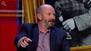 Download QI | What Was Smuggled Into The USA For Burns Night? Video
