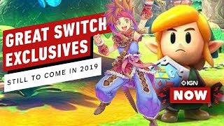 Download Link's Awakening, A Hat in Time, More Lead Switch Into Late 2019 - IGN Now Video