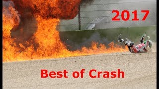 Download Best/Worst Motorsport Crashes of 2017 Video