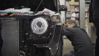 Download Making the KREISEL Electric G-Class Video