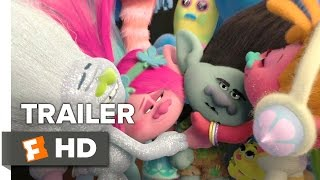 Download Trolls Official Trailer 2 (2016) - Justin Timberlake Movie Video