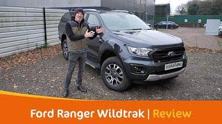Download 2020 Ford Ranger Wildtrak Review - In-Depth Roadtest | Vanarama Video