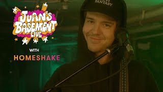 Download HOMESHAKE | Juan's Basement Live Video