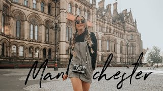 Download MANCHESTER TRAVEL VLOG + What I Ate (Vegan) | Caitlin Bea Video