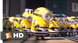 Download Despicable Me 3 (2017) - Minions in Jail Scene (6/10) | Movieclips Video