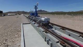 Download See Hyperloop One's first high-speed test Video