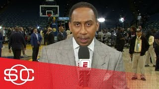 Download Stephen A. Smith goes off after Game 2: It's time to bench JR Smith   SportsCenter   ESPN Video