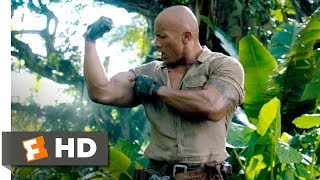 Download Jumanji: Welcome to the Jungle (2017) - Choose Your Character Scene (1/10) | Movieclips Video