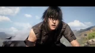 Download Final Fantasy XV - Great CGI Trailer ″Omen″ 3840x2160p {4K UltraHD} Video