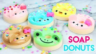 Download How to Make DIY Kawaii Animal Donut Soaps! Video