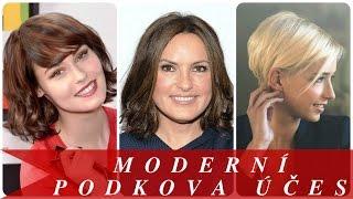Download Moderní podkova účes Video