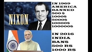 Download Why did INDIA Ban Currency | Is India following America? | 500 Rs | 1000 Rs | Why 2000 rupee note? Video
