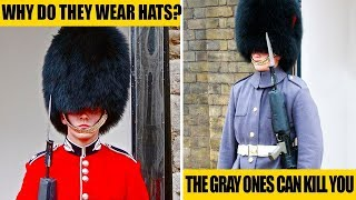 Download THE QUEEN'S GUARDS SECRETS. THEY DON'T WANT YOU TO KNOW ABOUT THEM Video