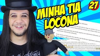 Download MINHA TIA LOCONA - CASOS DE FAMÍLIA DOS INSCRITOS Video