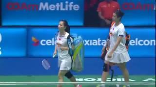 Download Celcom Axiata Malaysia Open 2017   Badminton F M4-WD   Fuku/Hiro vs Huang/Tang Video