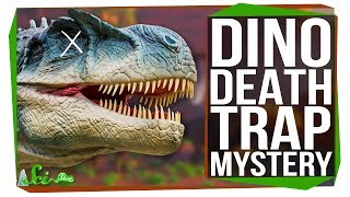 Download The Mystery of the Cleveland-Lloyd Dinosaur Death Trap Video