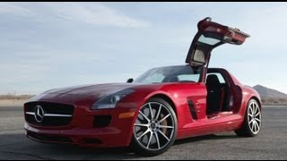 Download 2013 Mercedes-Benz SLS AMG GT Coupe - Driven - CAR and DRIVER Video