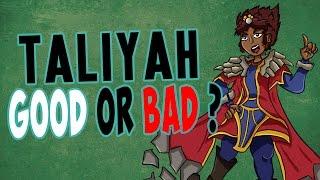 Download Taliyah GOOD OR BAD? Video