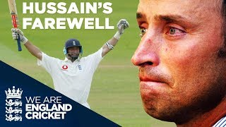 Download Nasser Hussain Hits Winning Hundred In Final Ever Innings For England: Lord's 2004 - Highlights Video