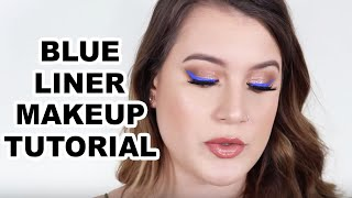 Download NEUTRAL EYE WITH INTENSE BLUE LINER TUTORIAL Video