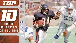Download Top 10 HBCU Players of All Time | NFL Films Video