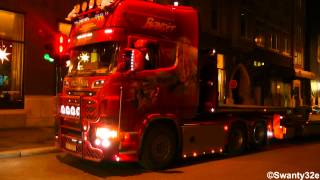 Download Scania R620 SUPER V8 Sound - Graarud Transport Video