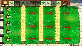 Download 999 Peashooter vs 6666 Zombie - Hack Plants vs Zombies Video