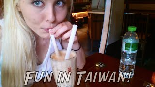 Download Fun In Taiwan!! (″Here Comes Vi″ & ″Get Jinxed″ live!) - Travel Vlog | Nicki Taylor Video