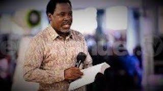Download SCOAN 24/09/17: TB Joshua Message ″TALK ON FAITH″ - Live Sunday Service Video