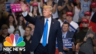 Download President Donald Trump Speaks At A Rally In Ohio | NBC News Video