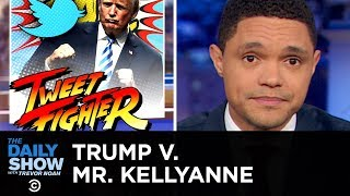 Download Mr. Kellyanne vs. Mr. President: A Twitter Feud for the History Books | The Daily Show Video