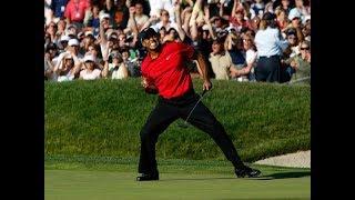 Download Tiger Woods - Never Gives Up (GOAT) Video