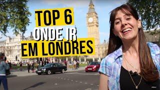 Download Pontos Turísticos de Londres - Top 6 Video