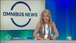 Download Omnibus News (Puntata 20/07/2016) Video