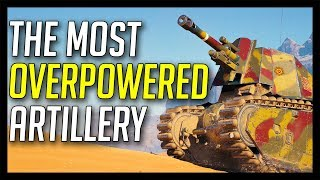 Download ► The Most OVERPOWERED Artillery! - World of Tanks leFH18B2 Gameplay Video