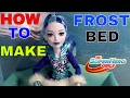 Download How to make a bed for Frost of DC Superhero girls Video