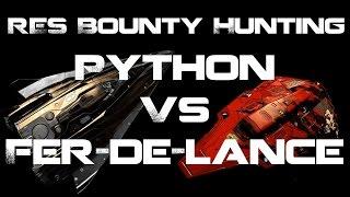 Download Elite: Dangerous 2.0 - Python vs. Fer-de-Lance ″Which should I get?″ Video