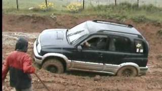 Download GRAND VITARA OFF ROAD 07-03-2010 Video