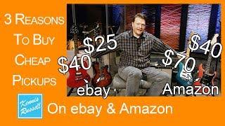 Download 3 Reasons to Buy Cheap Ebay & Amazon Pickups Video