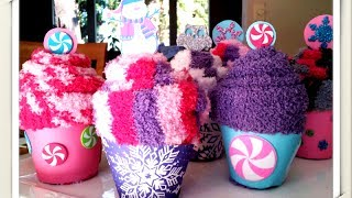 Download How to make Cute Cupcake Sock Party Favors! Easy & Quick Tutorial Video