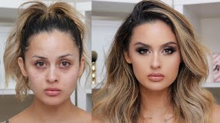 Download FULL COVERAGE GLAM MAKEUP TUTORIAL Video