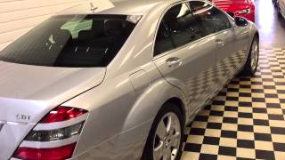 Download 2007 (57) Mercedes-Benz S Class 3.0 V6 S320 CDi 4dr Auto Only 12,989 Miles (Sorry Now Sold) Video