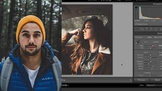 Download Edit Like Forrest Blake (@RockyPines) Lightroom Tutorial Video